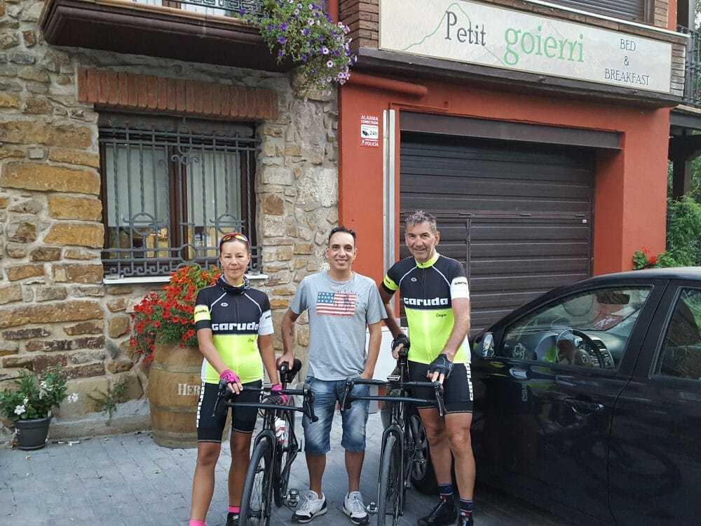 Desafio Paris- Marraquech  3200Km promocionando el turismo en Bici.