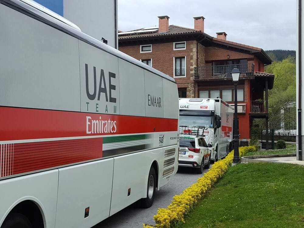 UAE Team Emirates  Itzulia 2019-Vuelta Euskadi 2019