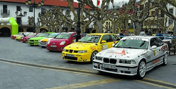 V. Goierri Rally Sprint y exposicion de clasicos en Lazcao